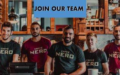 Caffe Nero – Barista Positions