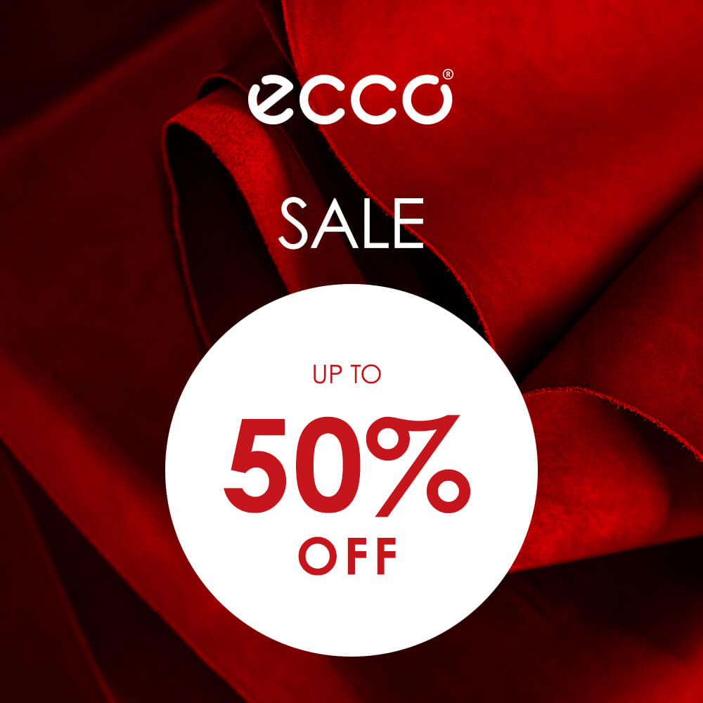 ECCO SALE | Mall of Cyprus