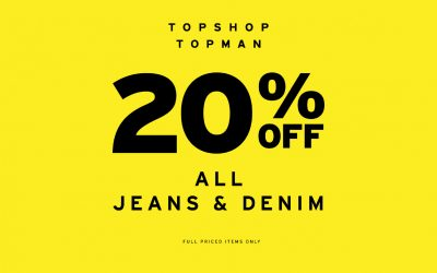 Surprise Offer – Topshop!