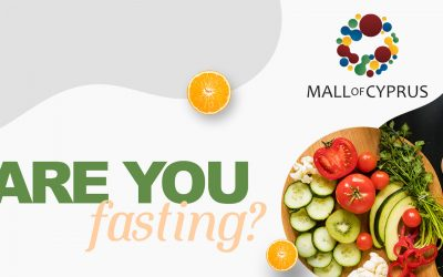 Fasting options at the Mall of Cyprus for this season!