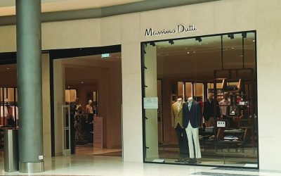 The renovated Massimo Dutti is now open!
