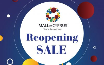 Reopening Sale
