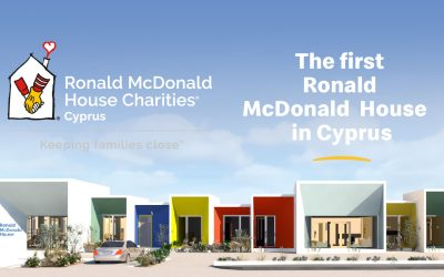 The Ronald McDonald House Charities of Cyprus® will be at the Mall of Cyprus