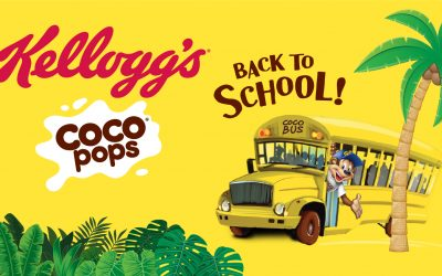 Kellogg's Coco Pops at the Mall of Cyprus!