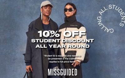 Missguided στο Mall of Cyprus
