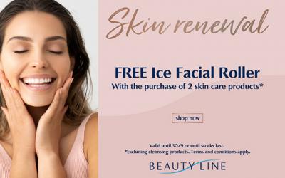 Skin Renewal by Beauty Line!