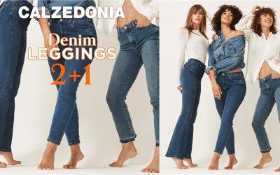 Calzedonia Denim Range: comfy and cool