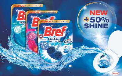 Meet the new Bref Blue Activ!